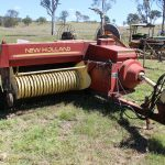 Unreserved Machinery Clearing Sale 11th Nov – Property Sold !