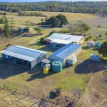 189 acres , Bundaberg , River , Great Homestead and Improvements – $785,000